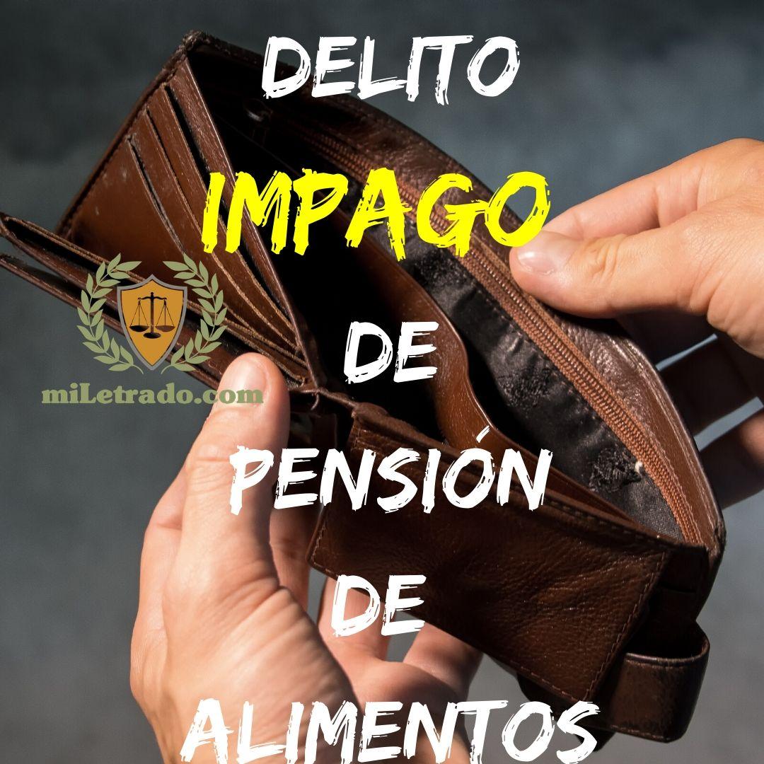 delito-impago-pension-de-alimentos